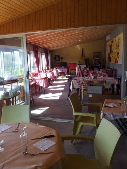 La Table d'Hôte  - mise en place terrasse et patio  -   © edwige fernandes