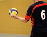 Volley-ball - France / Italie