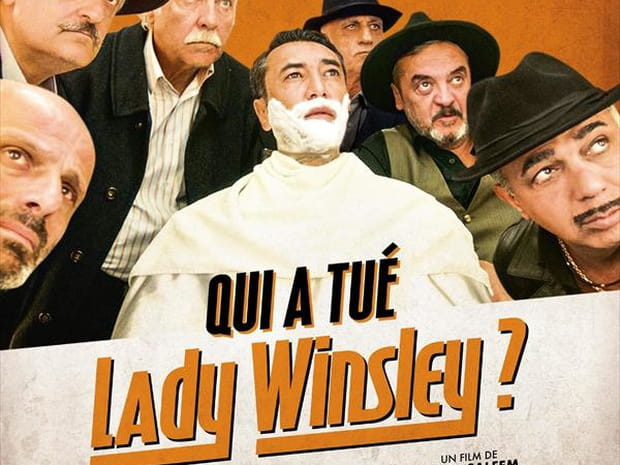 Qui a tué Lady Winsley?