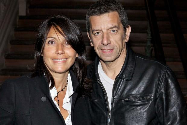 Michel Cymès et Nathalie