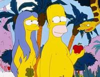 Les Simpson : Les Simpson dans la Bible