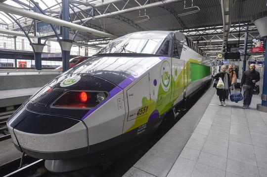 Izy Thalys: deux billets pour le prix d'un pour partir à Bruxelles