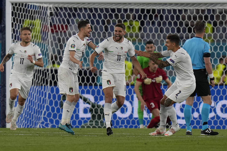 Turquie - Italie : débuts de rêve pour l'Italie, revivez les temps forts du match
