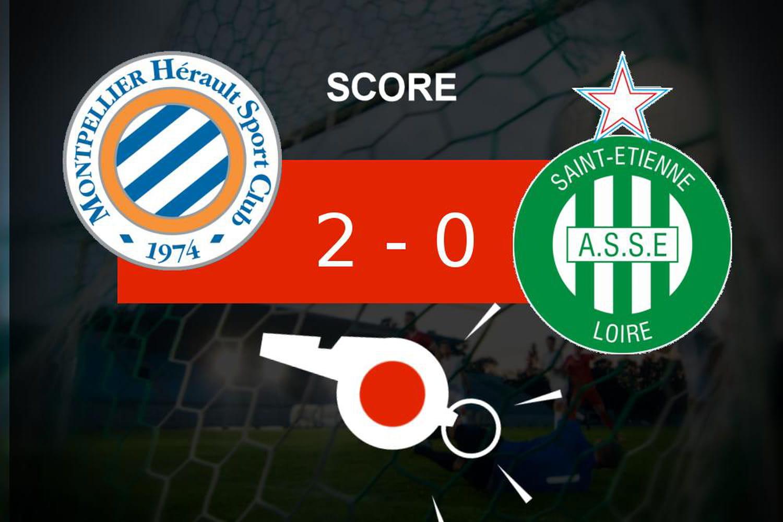Montpellier - Saint-Etienne: le Montpellier HSC s'impose (2- 0), le résumé