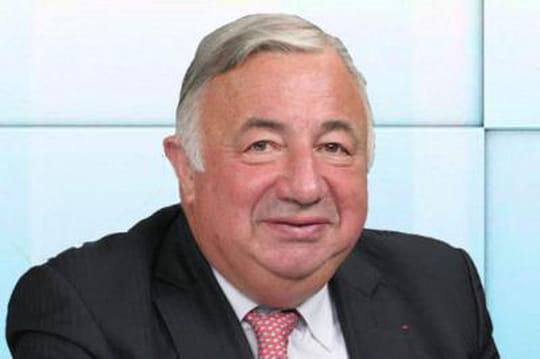 """Gérard Larcher: """"Moi, je suis 100% Sénat"""""""