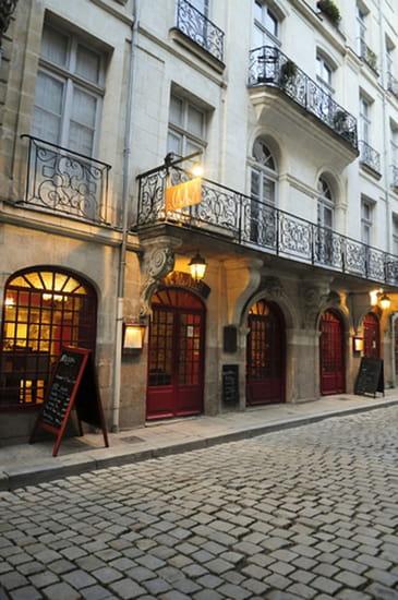 A Cantina  - Extérieur du restaurant -   © Vincent Jacques