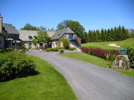 Domaine du golf de Mezeyrac  - hotel*** residences studios gites -