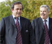 michel platini, l'actuel président de l'uefa, était le maître à jouer du carré