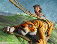 Le livre de la jungle : Vol plané
