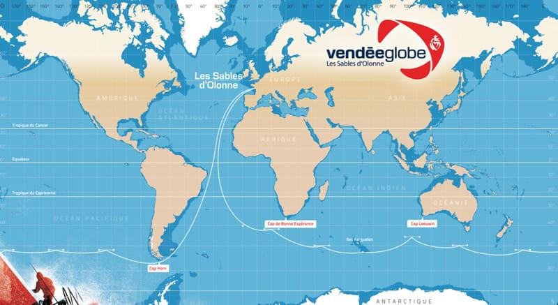 Vendee Globe Le Classement En Direct Chasse Croise Avant La Tempete