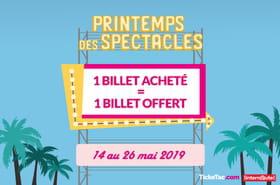Printemps des Spectacles: 10idées sorties à Paris