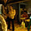 Safari Gourmand  - Un petit cours de danse afro ? -   © patrice rayot