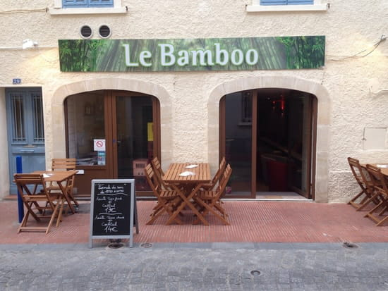 Le Bamboo  - Le bamboo bandol bar à tapas vin cocktail rhums arrangés  -