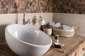 Des belles vasques et lavabos pour la salle de bains