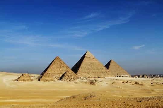 Pyramides d'Egypte: lieu, visite, carte, histoire, infos pratiques