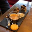 Dessert : Tourbillon  - Café gourmand -   © TOURBILLON