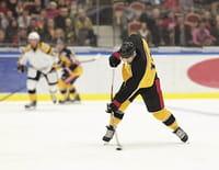 Hockey sur glace - Edmonton Oilers / Los Angeles Kings