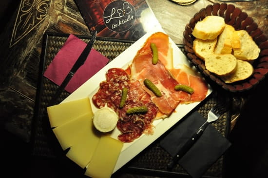 Le 3  - Charcuterie, fromage -