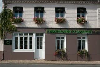 L'Hostellerie d'Acquigny  - L'Hostellerie d'Acquigny -