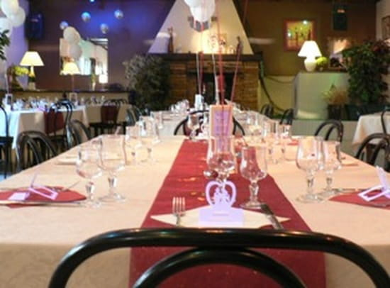 Fleur de Sel  - Table de banquet -