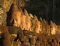 Entre ciel et terre : Le Cambodge à ciel ouvert