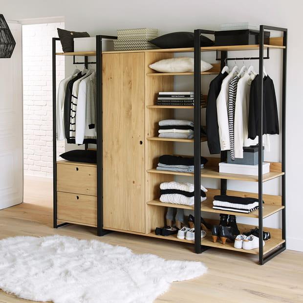 le dressing hiba de la redoute int rieurs. Black Bedroom Furniture Sets. Home Design Ideas