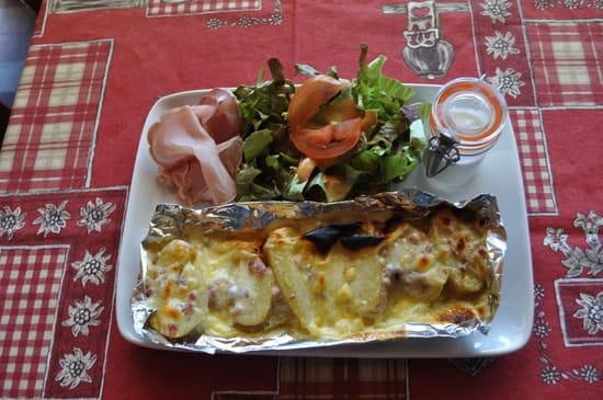 La Pierre Chaude  - la patata -   © la pierre chaude