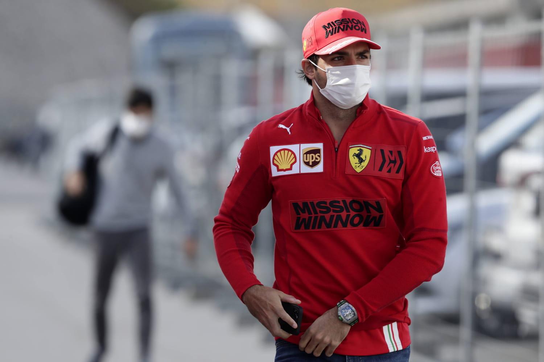 Carlos Sainz Jr: salaire, Ferrari... La bio du pilote de F1