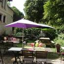 La Marlotte  - Terrasse ombragée -
