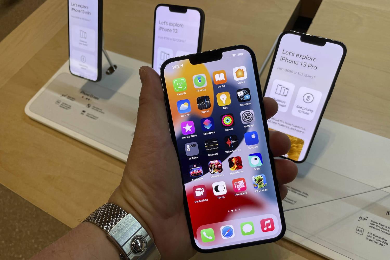 iPhone 13: où le trouver au meilleur prix un mois après sa sortie