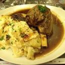 Plat : Le Laurencin  - Souris d'agneau  -