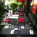 La Contre Allée  - La terrasse du restaurant Contre-Allée à Paris -   © Contre-Allée