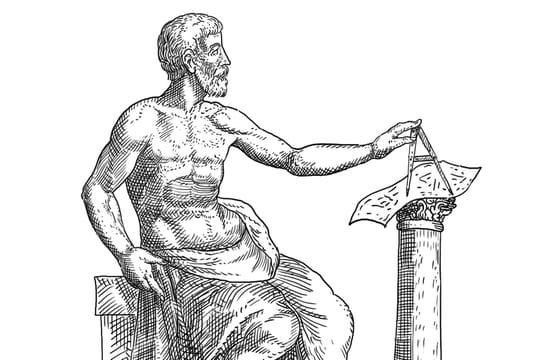 Pythagore: biographie du mathématicien, inventeur du célèbre théorème