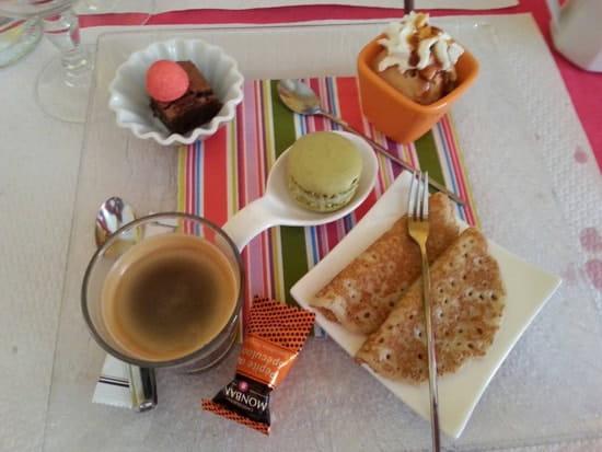 Dessert : La Scala  - café gourmand mmmh  :-) -