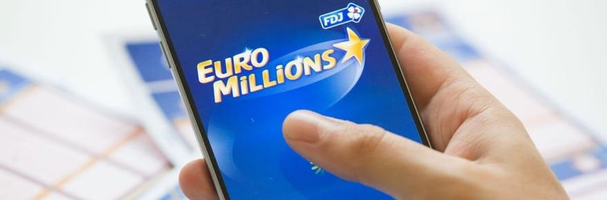 Résultat de l'Euromillion du 16mars 2018: le tirage a-t-il donné un grand vainqueur?