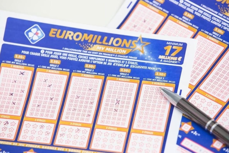 Tirage Euromillions - My Million : Résultat du 8 septembre 2017 en vidéo
