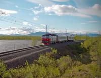 Des trains pas comme les autres : La Suède
