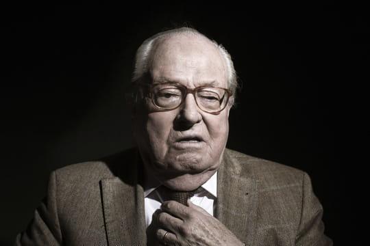 """Jean-Marie Le Pen: sa fille à son chevet, comment va """"le menhir""""?"""