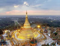 Des monuments et des hommes : Birmanie, la pagode de Shwedagon