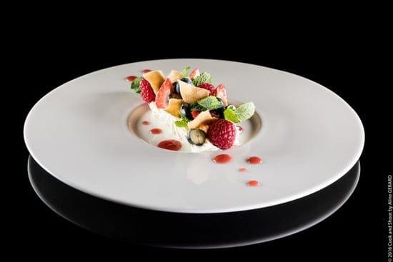 Dessert : Le Servan   © Golden Tulip Sophia