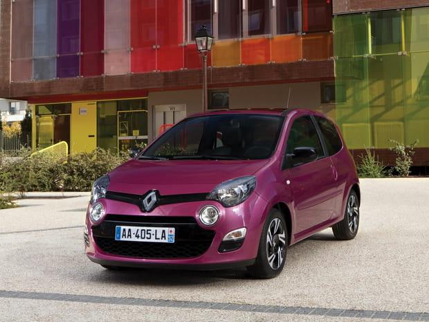 Numéro 34 : Renault Twingo 2