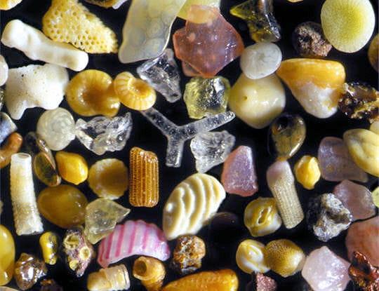Collection minérale