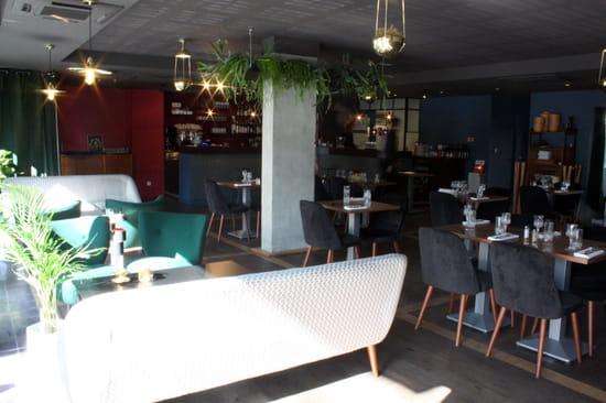 Restaurant : Les Bonimenteurs  - vue d'ensemble -   © karine jaffrelot