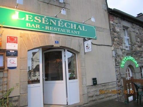Le Sénéchal - Restaurant gastronomique  - Restaurant gastronomique Scrignac, Finistère 29 -   © Thierry Thomas
