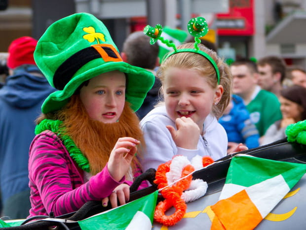 Les images de la Saint-Patrick 2017