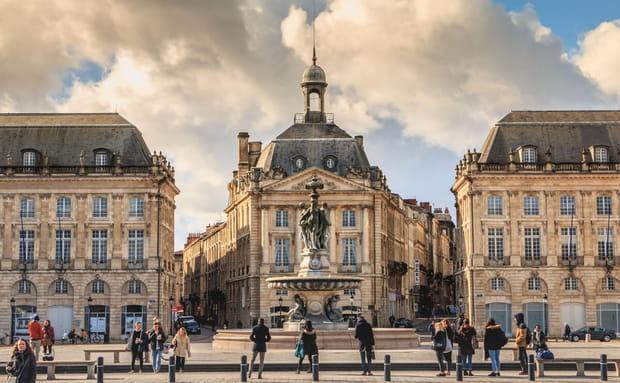 Résultat élection européenne Bordeaux