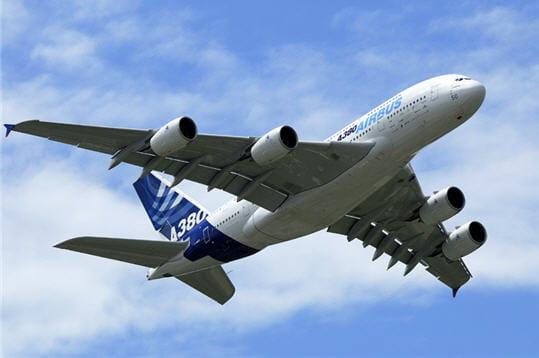 Les avions vedettes du Bourget