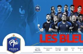 Equipe de France: des insultes racistes et antisémites sur son compte Twitter