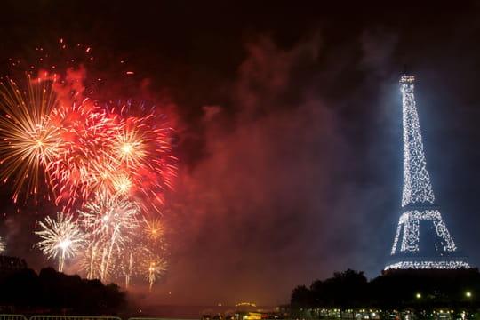 Feu d'artifice: quel programme pour le 14juillet à Paris?