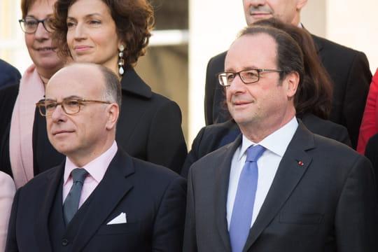 Gouvernement Cazeneuve (Hollande): composition et liste des ministres du nouveau gouvernement